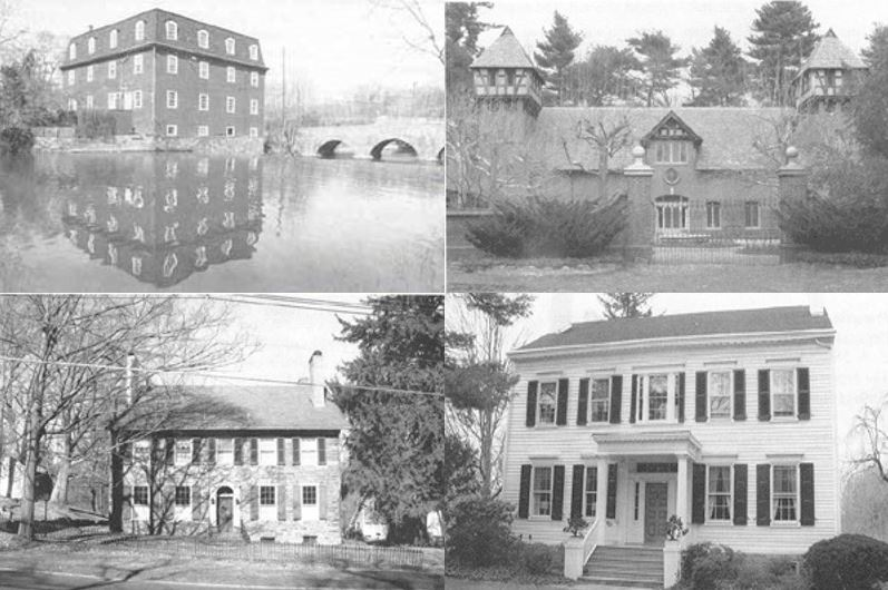 Historic Buildings of Princeton