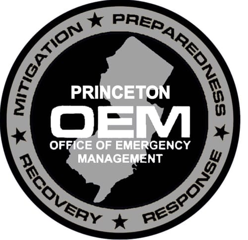 Princeton Office of Emergency Management - Preparedness, Response, Recovery, and Mitigation